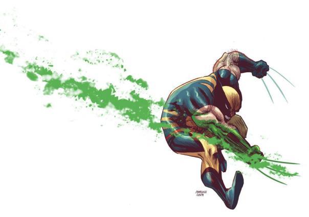 wolvie vs hulk