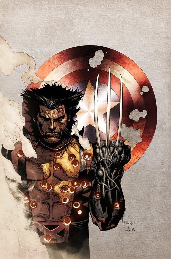 Leinil-Yu-Art-Wolverine