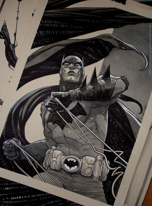 roger cruz batman